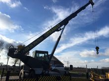 1991 Grove RT 615 Mobile crane