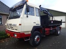 Used 1993 Steyr 19S2