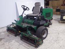 Ransomes T-Plex 185D Greens Mow
