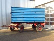 Sonstige / 16 to Tipper trailer