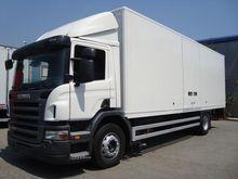 2009 SCANIA P 230 Box truck