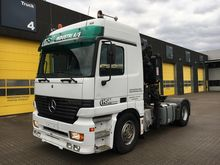 2001 Mercedes Actros 1841 Tract