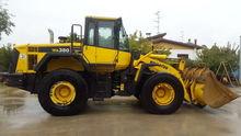 2012 KOMATSU WA 380 Wheel loade