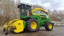2013 John Deere 7280i Forage ha