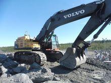 Used Volvo EC700CL C