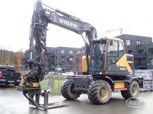 Volvo EWR150E Hjulgrävare med t