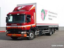 2002 Scania P114 6X2*4 340 MANU
