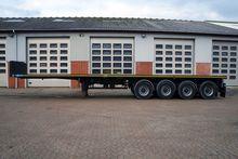 2010 AMT Flatbed semi-trailer