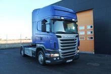 2010 Scania R400LA4X2MNA Tracto