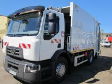 2015 Renault Garbage truck