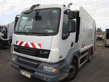 2010 DAF FA55 Garbage truck