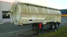 2008 Ova Tank semi-trailer