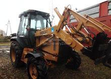 1998 Case 580 LXT Wheel loader