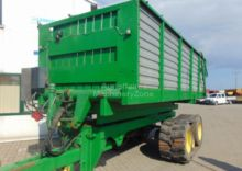 2000 SAM T 10 Farm tipping trai