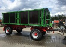 1991 Falke KA 18 Farm tipping t