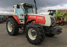 1993 Steyr 9170 Wheel tractor