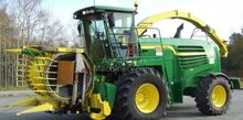 2014 John Deere 7280 Forage har