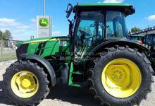 2014 John Deere 5075M Wheel tra