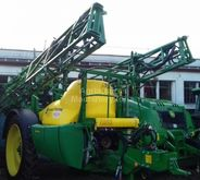 2015 John Deere 724 Trailed spr