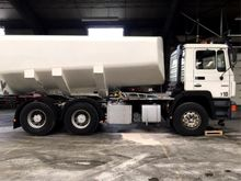 Used MAN Cab chassis