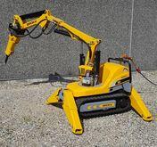 2007 Brokk 90 Rev. E2 W/hammer