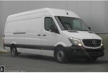 2015 Mercedes-Benz Sprinter 313