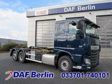 2016 DAF XF 440 FAN 6x2 Sleeper