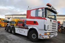 Used 2001 Scania 164