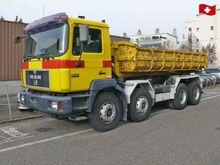 1998 MAN 32.403 VF Truck