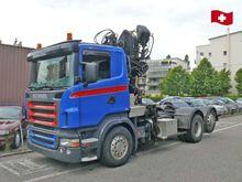 2005 SCANIA R420 Truck