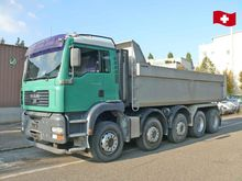 2005 MAN TGA 41.480 Tipper