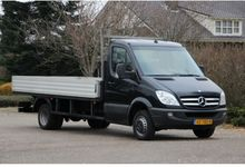 2013 Mercedes-Benz Sprinter 516