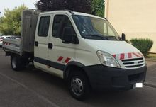 2007 IVECO DAILY 35C12D Open bo