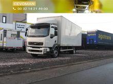 2007 VOLVO FL7/240 Box truck