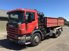 1999 Scania P94GB6X24B Dropside