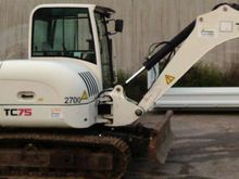 Used 2007 Terex Mini