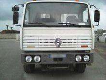 1990 Renault Hook lift truck