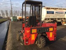 2000 Moffett Mounty moffet 4 we