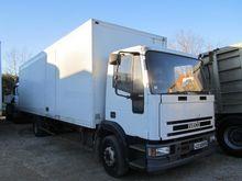 2000 Iveco 120E15 Box truck