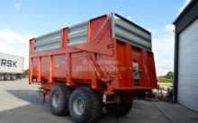 2009 Vaia NL 140 Farm tipping t