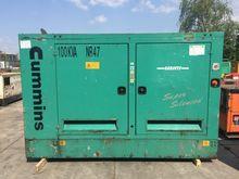 2002 Cummins 100 kVA Supersilen