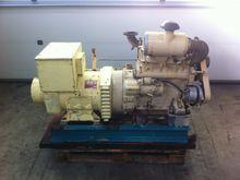 Valmet Stamford 40 kVA generato