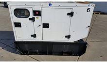 2012 SDMO Mitsubishi 20 kVA Sup