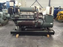 Deutz V8 Marelli 100 kVA genera