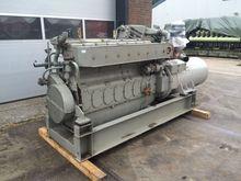 Deutz BF8M716 - 285 kVA Generat