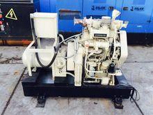 1993 Dorman 20 kVA generatorset
