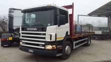 2001 SCANIA ZF 94 220 Flatbed t