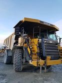 2014 Caterpillar 775G Rigid dum