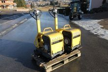 2013 BOMAG BPR 35/60 Vibroplate