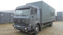 1995 MECEDES 1827 SK Box truck